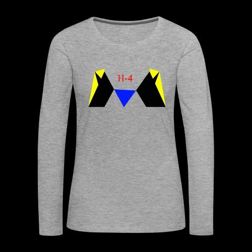 HY - Women's Premium Longsleeve Shirt