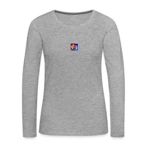 The flame - Women's Premium Longsleeve Shirt