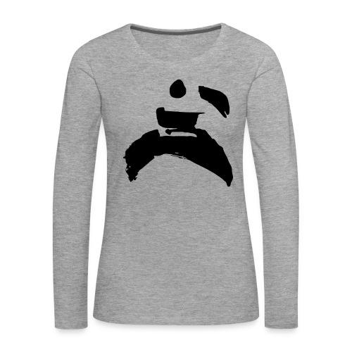 kung fu - Women's Premium Longsleeve Shirt
