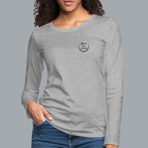 SixteenFootClothing© Circle-Logo - Women's Premium Longsleeve Shirt