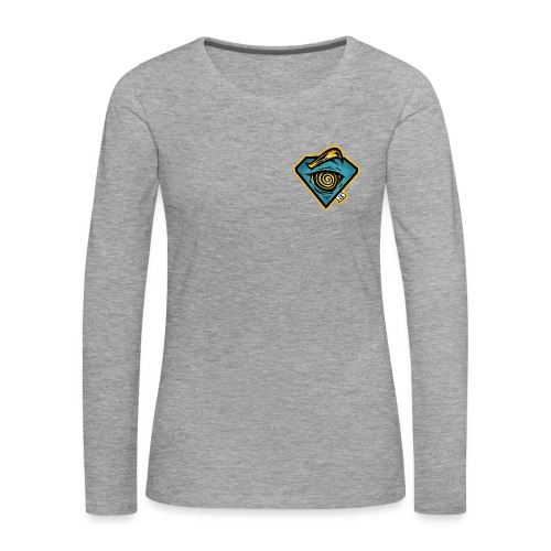 @Gossenklunker - Frauen Premium Langarmshirt
