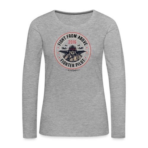 pilot - Women's Premium Longsleeve Shirt