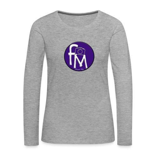 FM - Women's Premium Longsleeve Shirt
