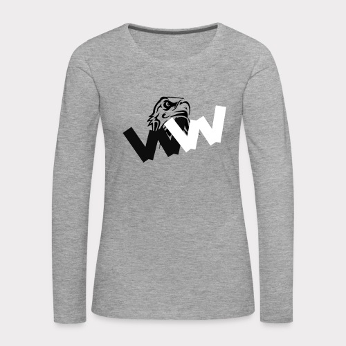 WEIGHTLESS - Women's Premium Longsleeve Shirt