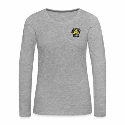 WaistHighView Wrapped Re - Women's Premium Longsleeve Shirt