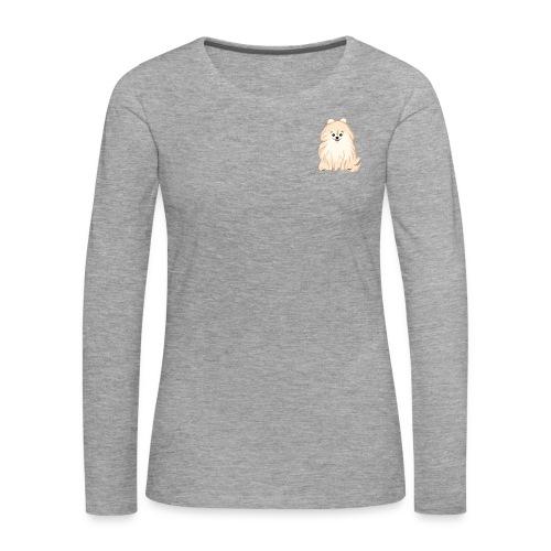 Tiny Monty - Women's Premium Longsleeve Shirt