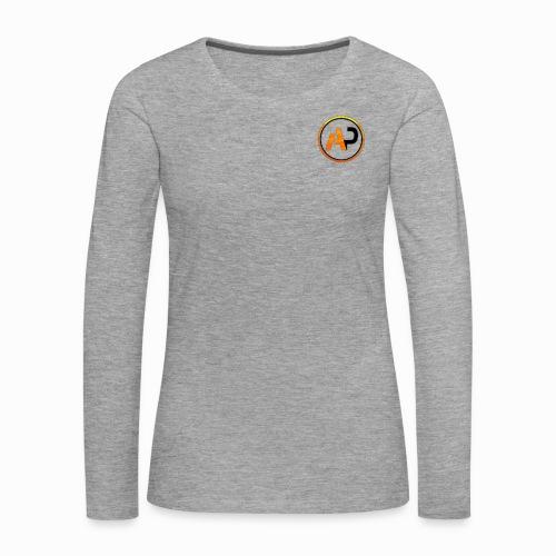 aaronPlazz design - Women's Premium Longsleeve Shirt