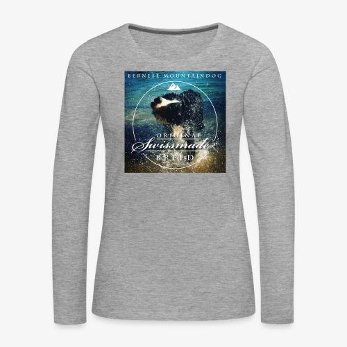 anton_summersplashii - Frauen Premium Langarmshirt