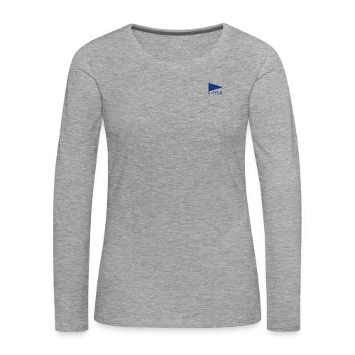 KYCK - element flag - Frauen Premium Langarmshirt
