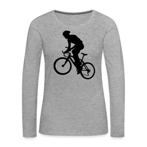 X-Country - T-shirt manches longues Premium Femme