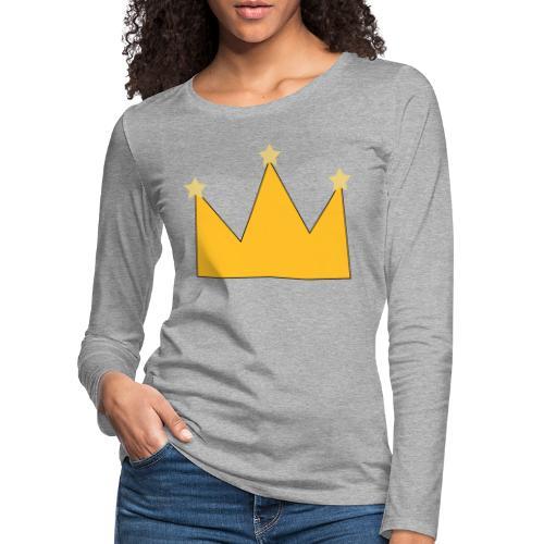kroon - T-shirt manches longues Premium Femme