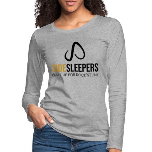 Sidesleepers - Frauen Premium Langarmshirt