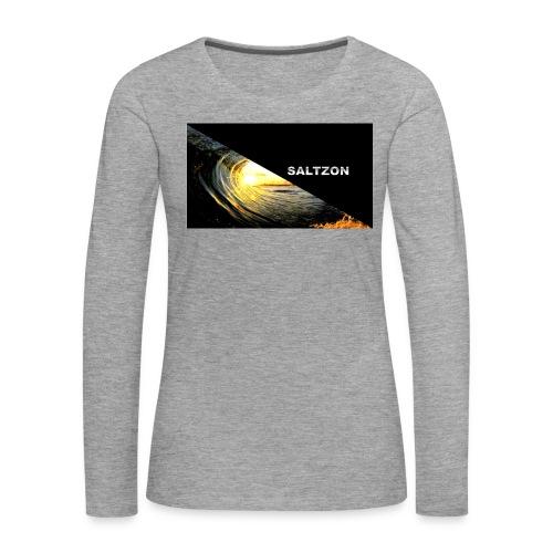 saltzon - Women's Premium Longsleeve Shirt