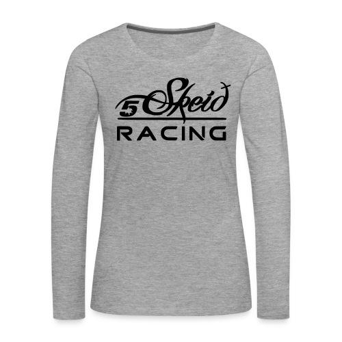 Skeid Racing - Women's Premium Longsleeve Shirt