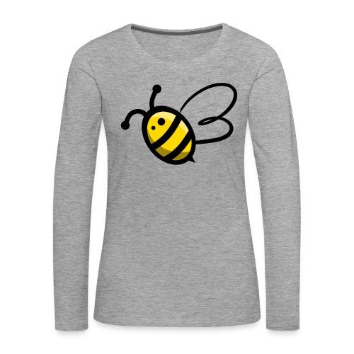 Bee b. Bee - Women's Premium Longsleeve Shirt