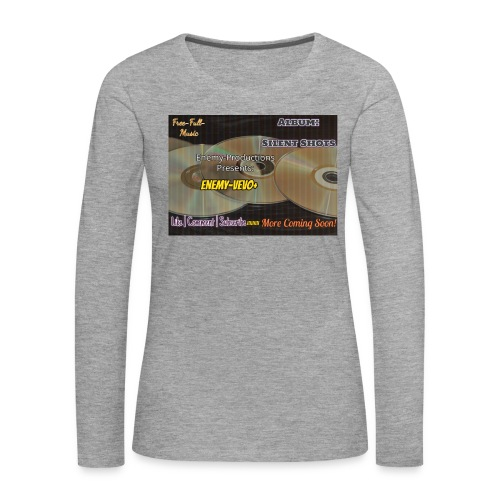 Enemy_Vevo_Picture - Women's Premium Longsleeve Shirt