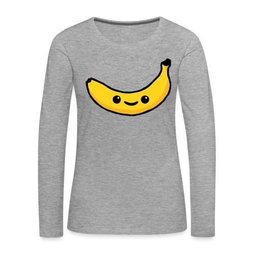 Alles Banane! - Frauen Premium Langarmshirt