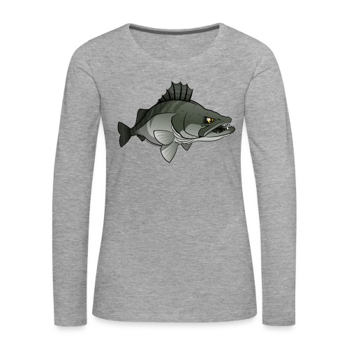 Red River: Zander - Women's Premium Longsleeve Shirt