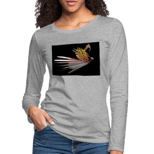 Abstract Bird - Women's Premium Longsleeve Shirt