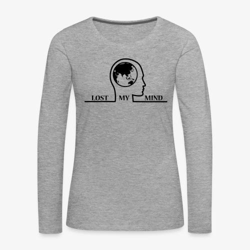 LOSTMYMIND - Women's Premium Longsleeve Shirt