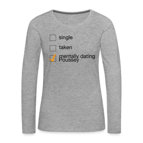 OITNB - Poussey - T-shirt manches longues Premium Femme
