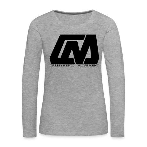 Calisthenic Movement - Frauen Premium Langarmshirt