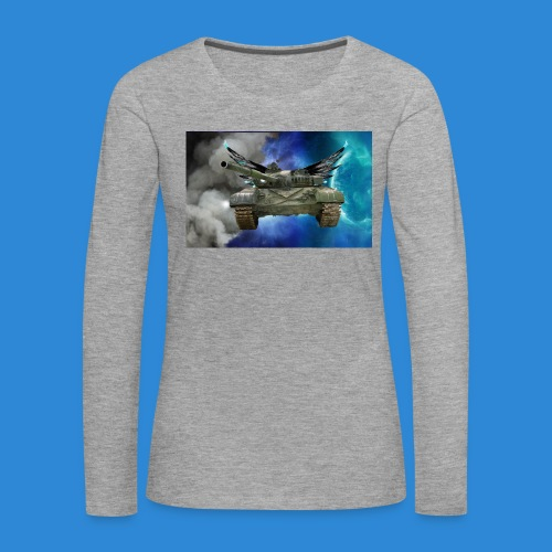 T72 - Women's Premium Longsleeve Shirt