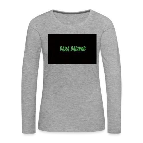 Blackout Range - Women's Premium Longsleeve Shirt