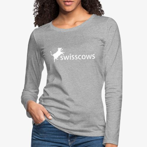 Männer Kaputzenpulli - Frauen Premium Langarmshirt