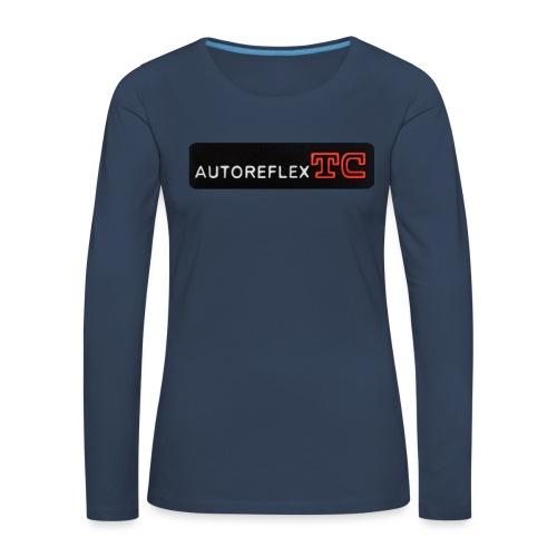 Autoreflex TC - Maglietta Premium a manica lunga da donna