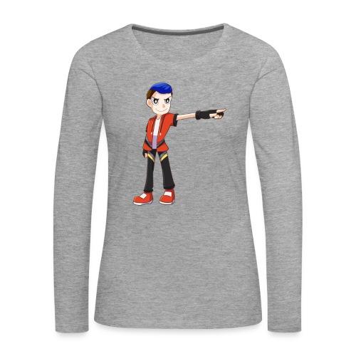 Terrpac - Women's Premium Longsleeve Shirt