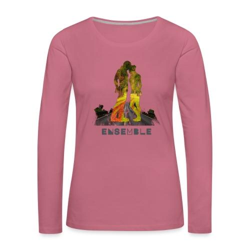 Ensemble - T-shirt manches longues Premium Femme