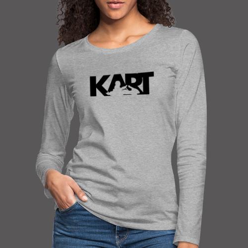 KART - Frauen Premium Langarmshirt