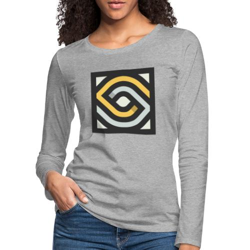 Auge - Frauen Premium Langarmshirt