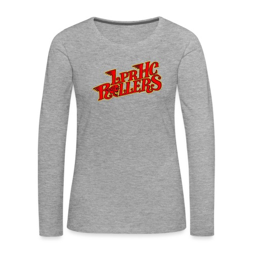 Lpr HCRollers - Naisten premium pitkähihainen t-paita