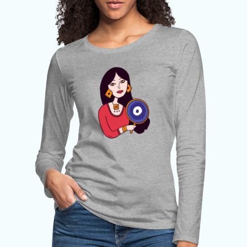 Fashion Girl - Women's Premium Longsleeve Shirt