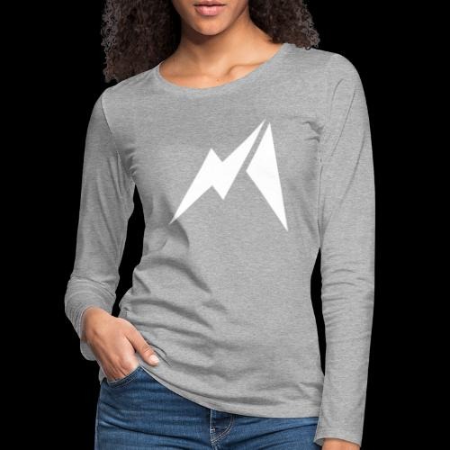 Matinsane - T-shirt manches longues Premium Femme
