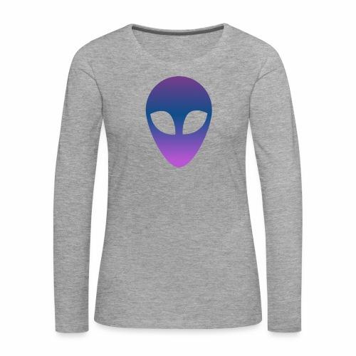 Aliens - Camiseta de manga larga premium mujer