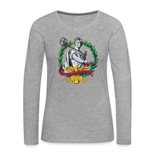 Imperium Detectorist - Camiseta de manga larga premium mujer