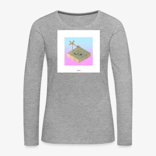 ISLAND #01 - Frauen Premium Langarmshirt