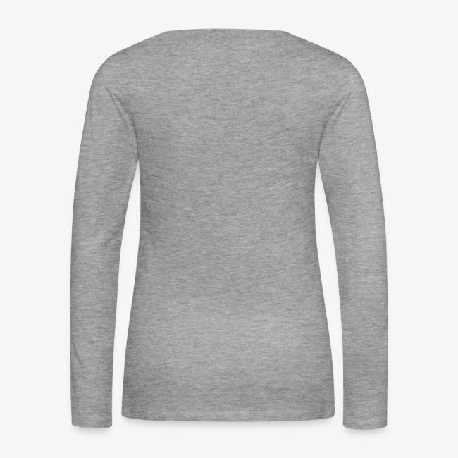 Vorschau: küss mich am regenbogen - Frauen Premium Langarmshirt