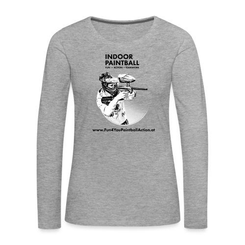 Fun4You T shirts - Frauen Premium Langarmshirt