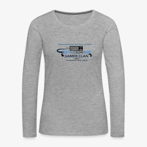 e633c30e a5c1 4d2d 8d0b 82a1bdb540b7neu grossneuer - Frauen Premium Langarmshirt