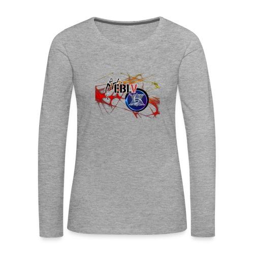 FUSION LOGOS 2 - Women's Premium Longsleeve Shirt