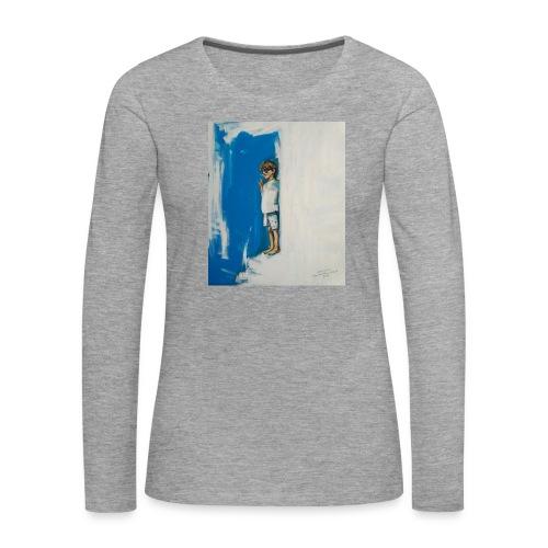 THE CHOICE - Koszulka damska Premium z długim rękawem