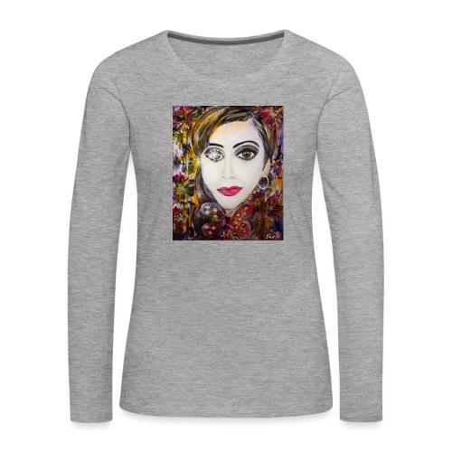 Nina - Women's Premium Longsleeve Shirt