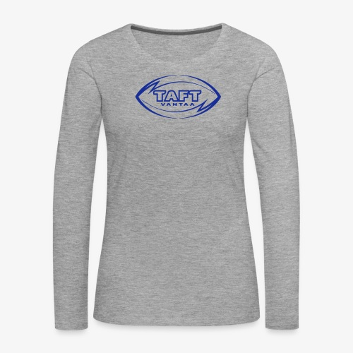 4769739 123993955 LOGO FIN RBLUE SVG orig - Naisten premium pitkähihainen t-paita
