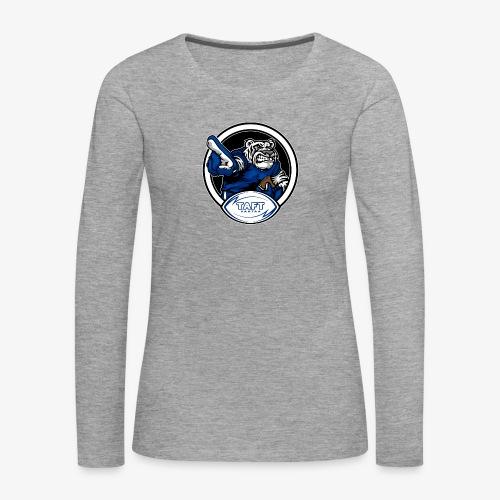 4769739 126934379 white tiger orig - Naisten premium pitkähihainen t-paita