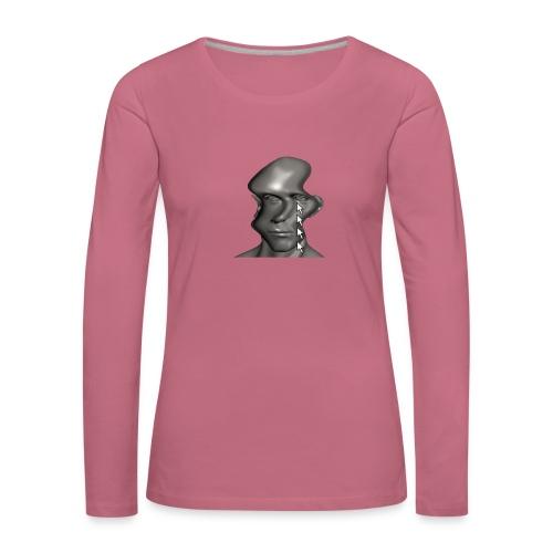 cursor_tears - Women's Premium Longsleeve Shirt