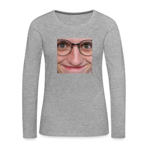 Bigface Moldave standard edition - T-shirt manches longues Premium Femme